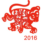 Chinese jaarhoroscoop 2016 / 2017