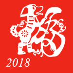 Chinese jaarhoroscoop 2018 / 2019
